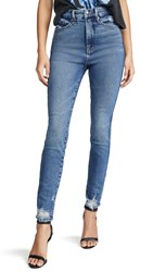Good American Curve Skinny Jeans Blue329