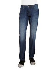 Strellson Relaxed Fit Jeans Blue