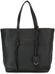 Tod's Shopper Tote Black