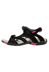 Kamik Playa Walking Sandals Black