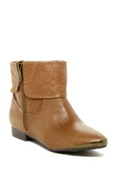 Chinese Laundry South Coast Short Boot Brown