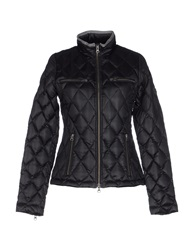 True Religion Down Jackets Black