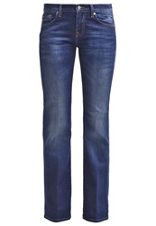 Ltb Christia Bootcut Jeans Blue Blue Denim