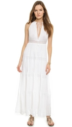 M Missoni Maxi Dress White