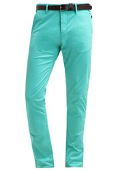 S.Oliver Chinos Pale Turquoise Mint