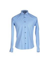 At.P. Co At.P.Co Shirts Shirts Men Azure