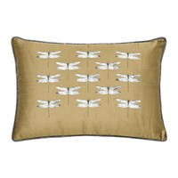 Harlequin Demoiselle Graphite Bed Cushion 40X60cm