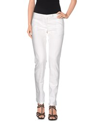 Brian Dales Jeans White