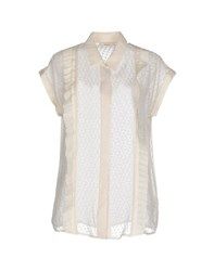 Sessun Shirts Shirts Women Ivory
