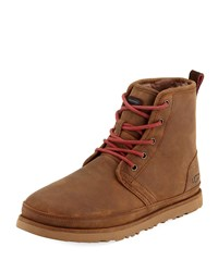 Ugg Waterproof Leather Boots Brown