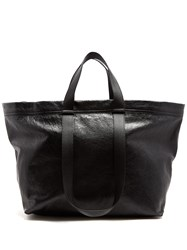 Balenciaga Carry Shopper M Black