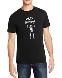 Sub Urban Riot Old School Skeleton Graphic Tee Black