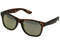 Vans Spicoli 4 Two Pack Matte Finish Walnut Fashion Sunglasses