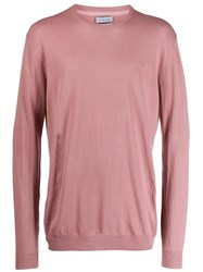 Jacob Cohen Classic Knit Sweater Pink