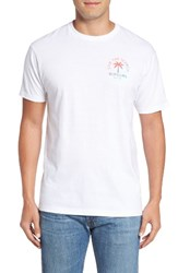 Rip Curl Men's Seas Premium T Shirt White