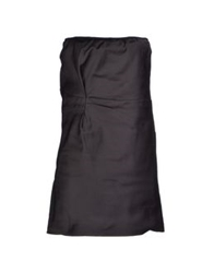 Golden Goose Short Dresses Black