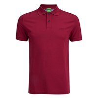 Hugo Boss Boss Green Men's C Firenze Polo Shirt Rhubarb