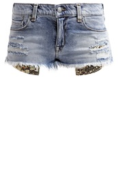 Ltb Shania Shorts Saphire Light Blue