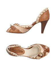 Cafe'noir Cafenoir Pumps Brown