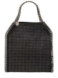 Stella Mccartney Stud Faux Deer Mini 3Chain Falabella Bag