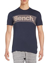 Bench Cotton Logo Graphic Tee Total Eclipse