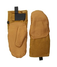 The North Face Ii Solo Mitt Timber Tan Over Mits Gloves
