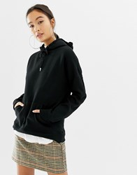 New Look Oversized Hoody Black