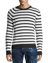Dsquared Slim Fit Wool Knitted Sweater