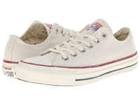 Converse Chuck Taylor All Star Sparkle Lurex Ox Natural Women's Shoes Beige