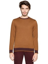 Etro Herringbone Wool Sweater