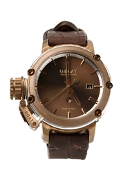 U Boat Chimera Bronze Watch Brown