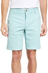 Tailor Vintage Men's Stretch Twill Walking Shorts Canal Blue