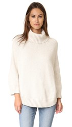 Soft Joie Nesiah Sweater Heather White