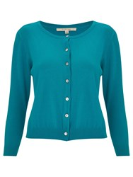 Nougat London Balham Cropped Cardigan Green