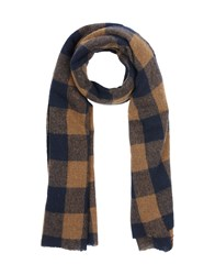 Barena Oblong Scarves Brown