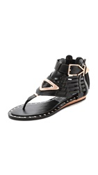Ivy Kirzhner Bellatrix Sandals Black