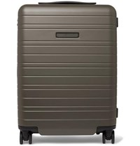 Horizn Studios H5 55Cm Polycarbonate Carry On Suitcase Green