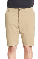 Men's Under Armour 'Matchplay' Moisture Wicking Golf Shorts Canvas
