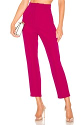 Lovers Friends Tempo Skinny Pant Fuchsia