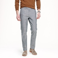 J.Crew Bowery Classic In Japanese Chambray