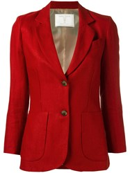 Societe Anonyme Summer C Jacket Red