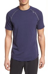 Tasc Performance Charge Ii T Shirt Classic Navy