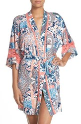 Women's In Bloom By Jonquil Paisley Print Robe