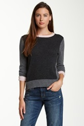 Cullen Colorblock Cashmere Sweater Multi