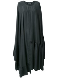 Ter Et Bantine Tiered Sleeveless Maxi Dress Grey