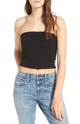 Hinge Women's Tube Top Black