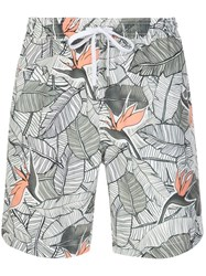 Onia Birds Of Paradise Swim Shorts 60