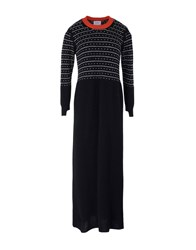 Barrie Long Dresses Black