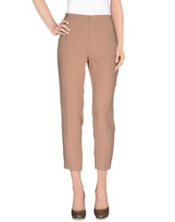 Betty Blue Trousers Casual Trousers Women Sand