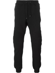 Belstaff Drawstring Track Pants Black